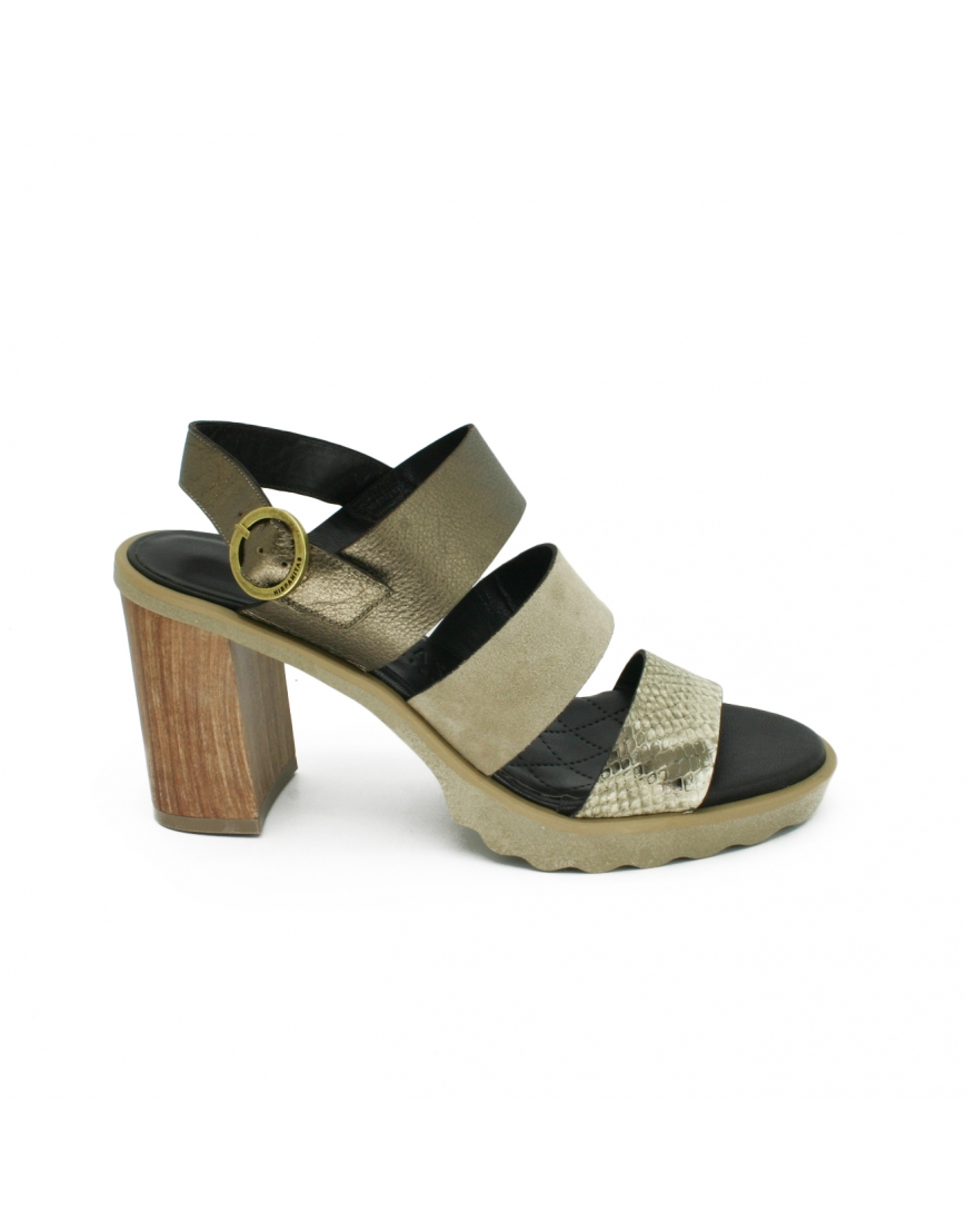 MICHELEDILOCO cordones Zapatos de cordones MICHELEDILOCO mujer Loretta Pettinari Sandalias 6441e6