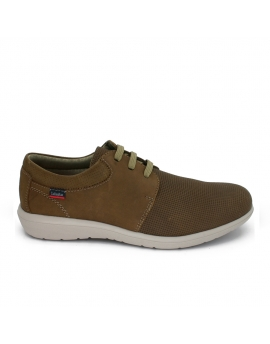 BLUCHER TRENZADO TAUPE - CALLAGHAN 14603